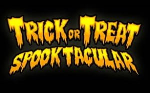 Trick or Treat Party – Sunday 27th October